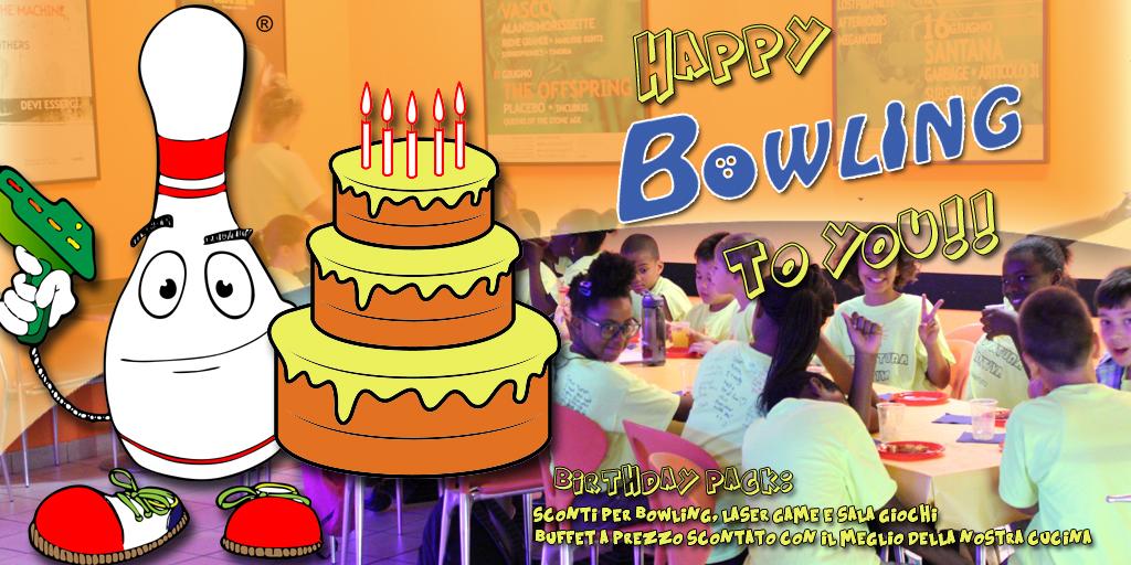 Le Alte Bowling – Family Entertainment Center